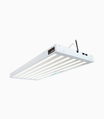 Agrobrite T5 324W 4' 6-Tube Fixture With Lamps
