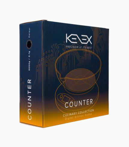 3000 G Capacity X 0.1 G Accuracy